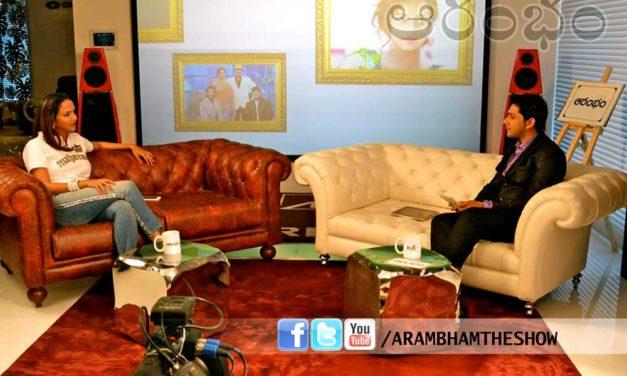 Manchu Lakshmi || Arambham || Talk Show ||